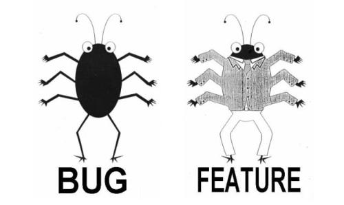 Bug_feature